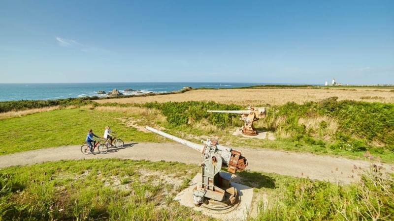 Balade à vélo à Plougonvelin