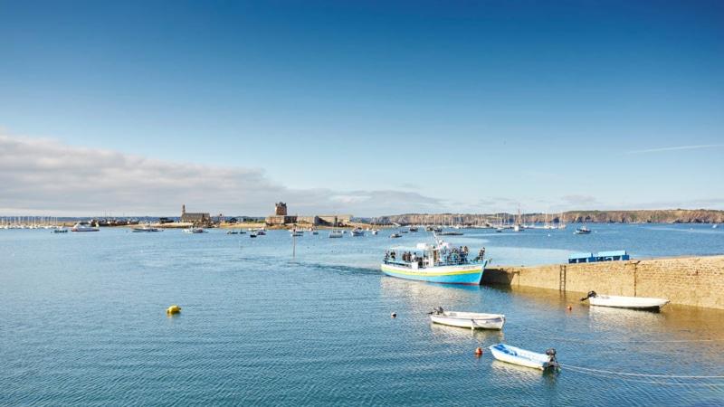 Le port de Camaret-Sur-Mer