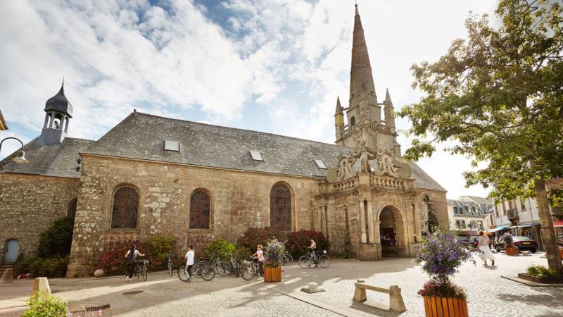 L'église Saint Cornely à Carnac