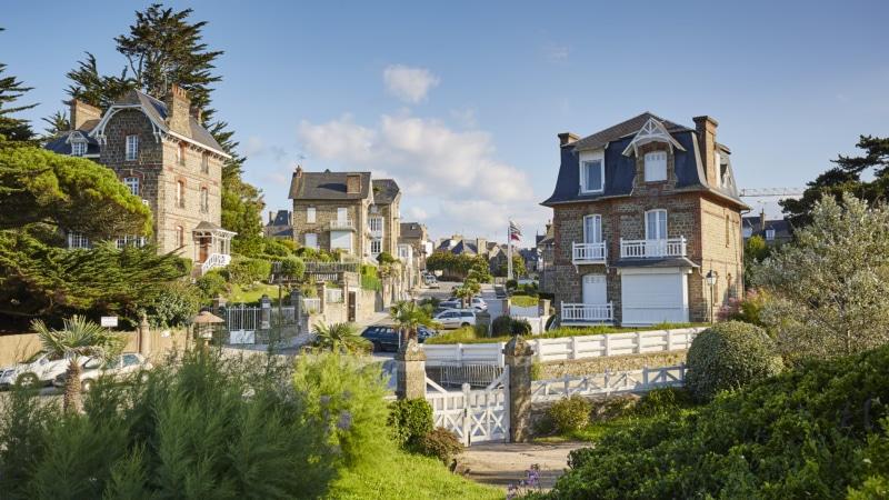 Les villas de Dinard