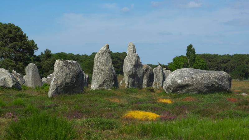 Alignements des Menhirs à Carnac
