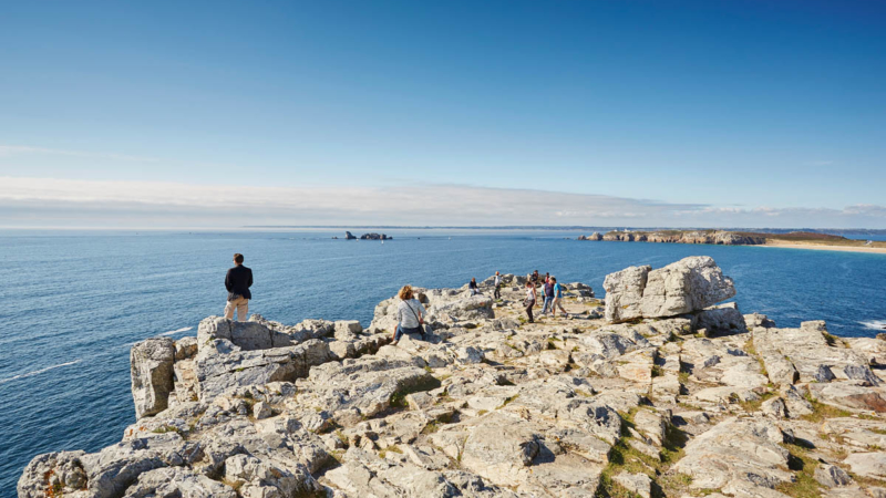 La Pointe de Pen Hir à Camaret-sur-Mer