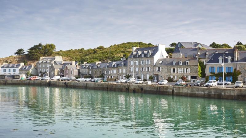 Le Port de Dahouët à Pléneuf Val André