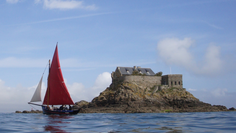 Voilier traditionnel - Dinard