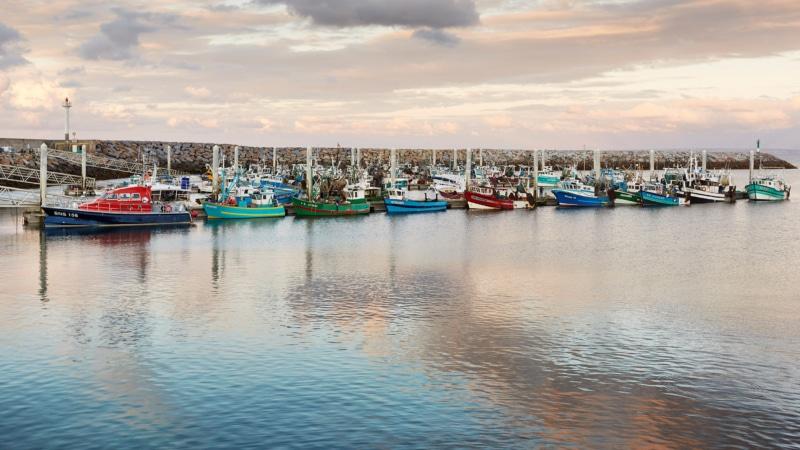 Le port en eau profonde de Saint-Quay-Portrieux