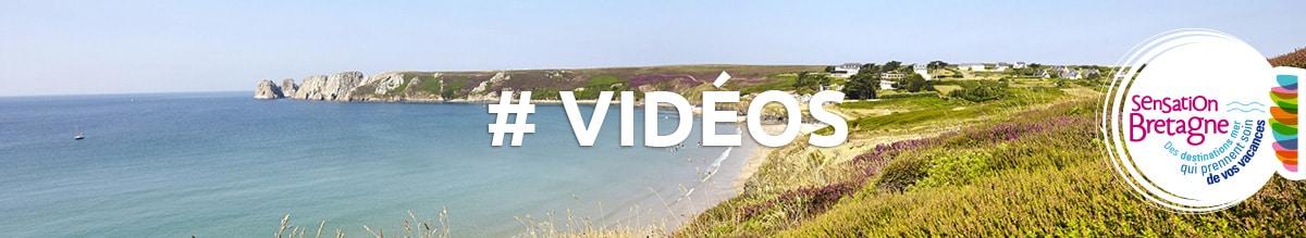 Découvrez la Bretagne en vidéo