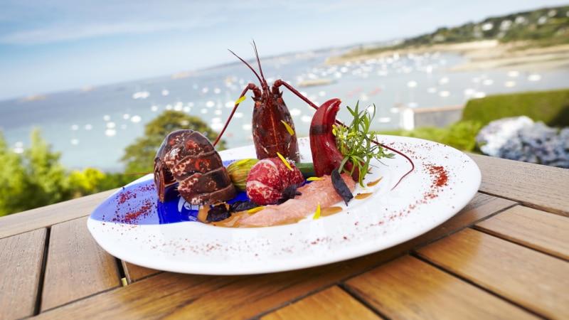 Dégustation à Carantec - Chef Etoilé Patrick Jeffroy