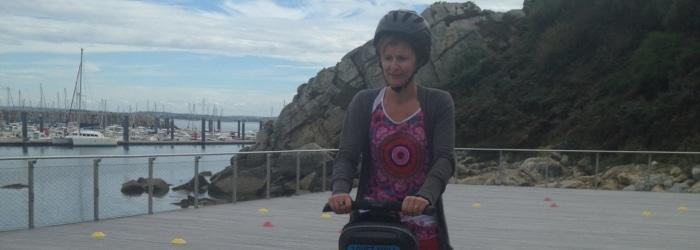 Faire une balade en gyropode au départ du Port du Crouesty à Arzon