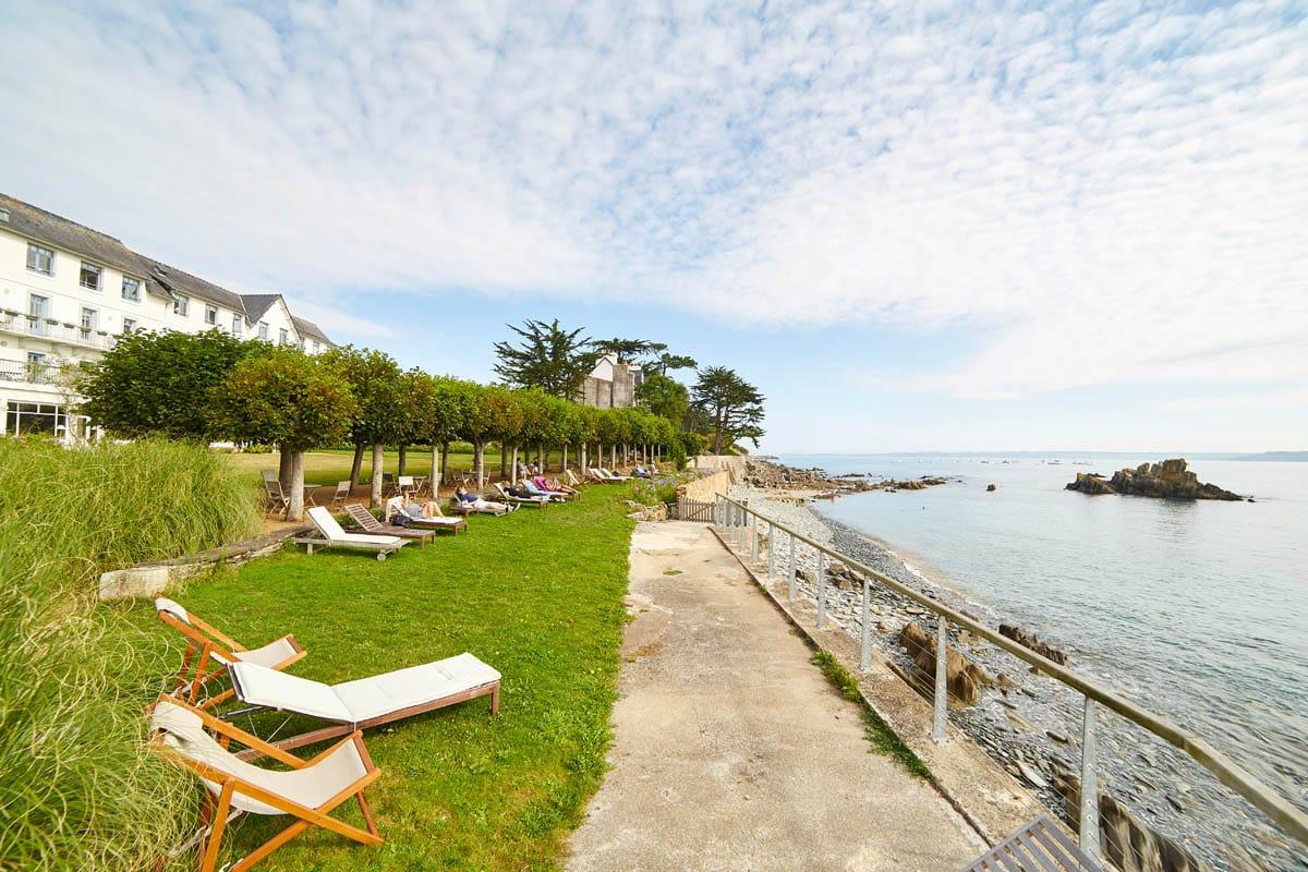 Hotel les Bains - Locquirec