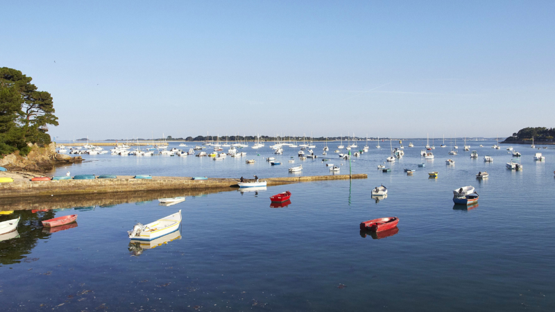 Port Navalo à Arzon