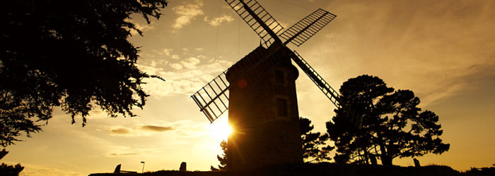 Visiter le moulin St-Michel