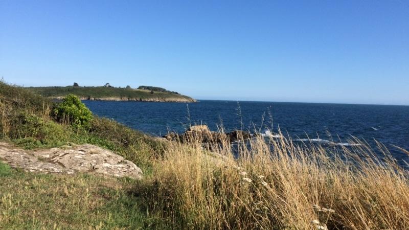 Mon parcours running à Arzon-Port Navalo