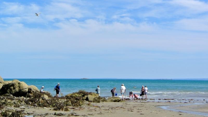 Grande Marée à Binic- Étables-sur-mer