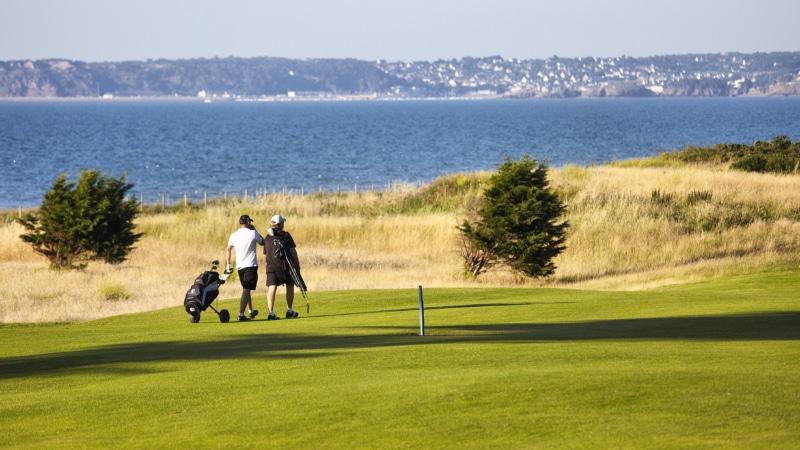J'ai testé le golf de Pléneuf Val André pour vous