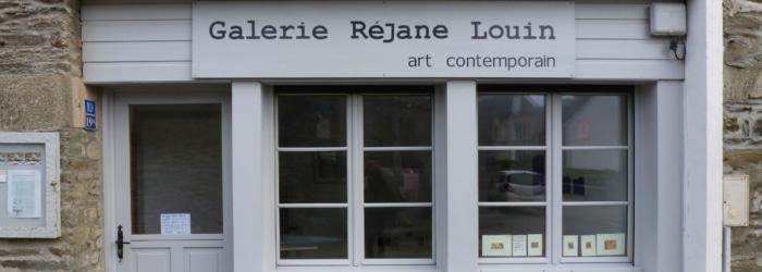 La galerie Réjane Louin