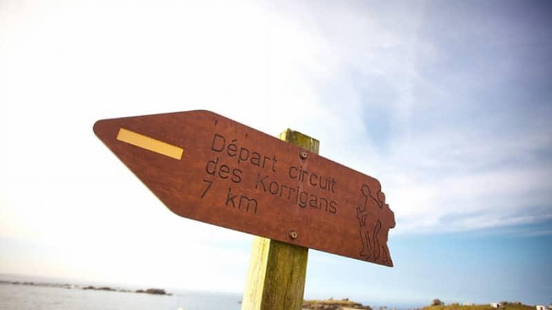 On a marché sur la dune à Plouescat !