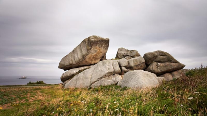 Les rochers de Plouescat