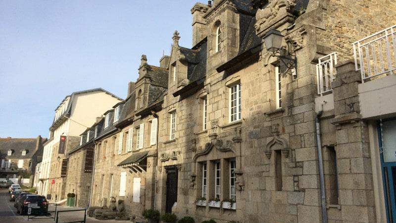 Centre historique Roscoff