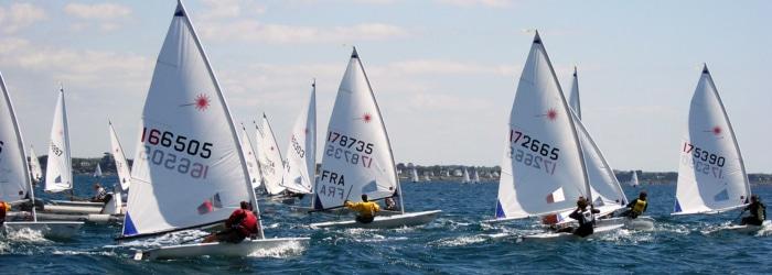 S'essayer aux sports nautiques au Centre Nautique de Fouesnant Cornouaille