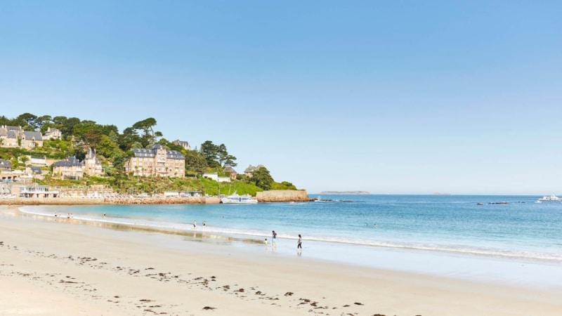 Top 5 de mes plages préférées avec les enfants en Bretagne