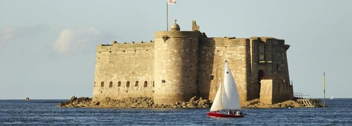Visite de la Baie et du château du Taureau