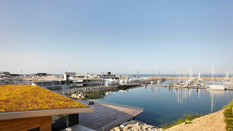 Port de Bloscon à Roscoff