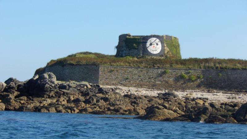 Fort Cézon à Landéda L'Aber Wrac'h