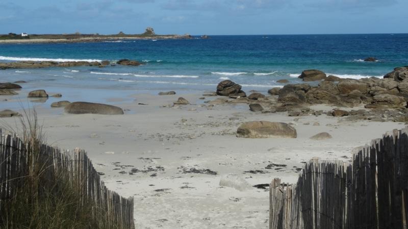 Surf à la Grève Blanche à Plouguerneau : un vent de liberté !