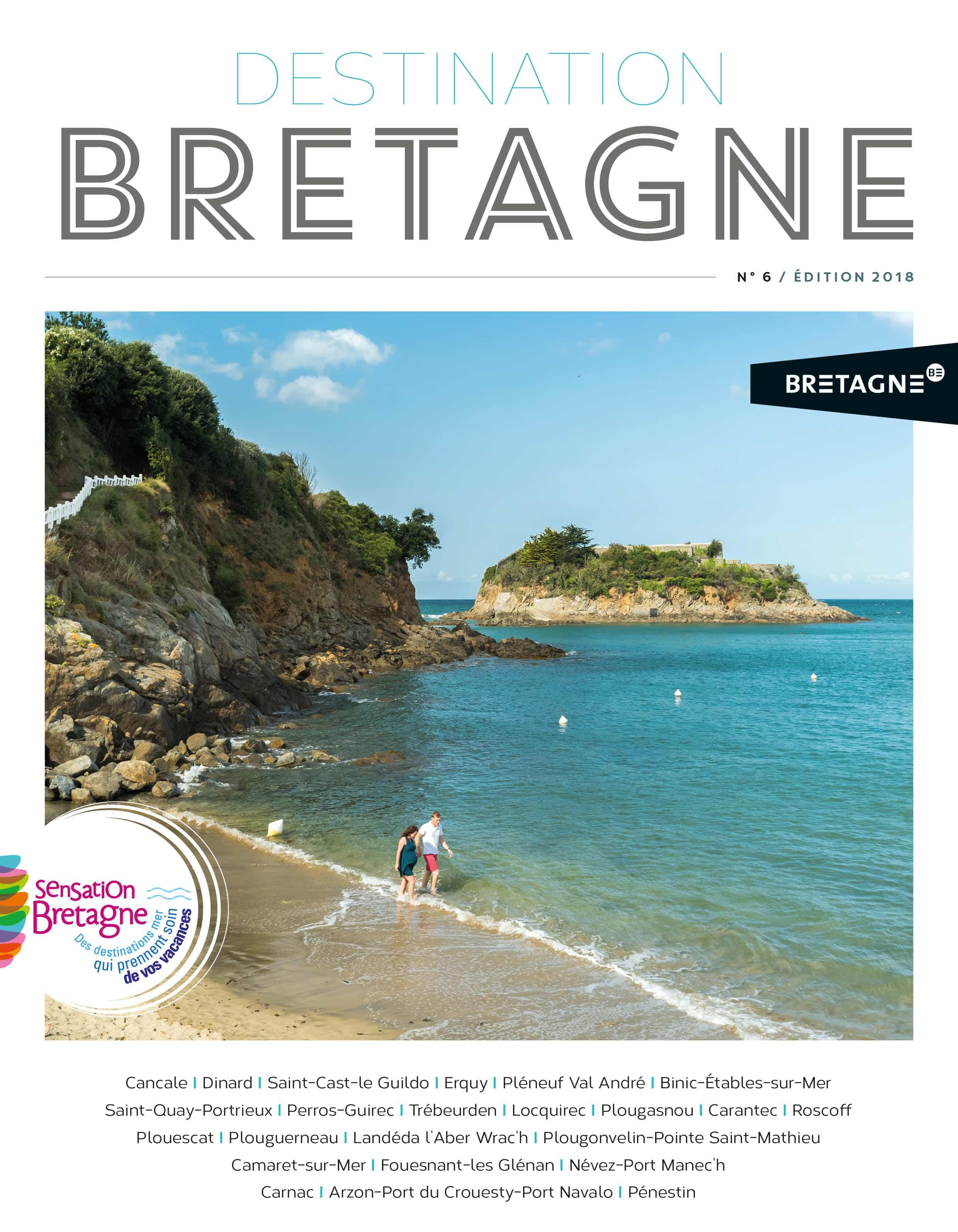 Le Magazine Sensation Bretagne 2018