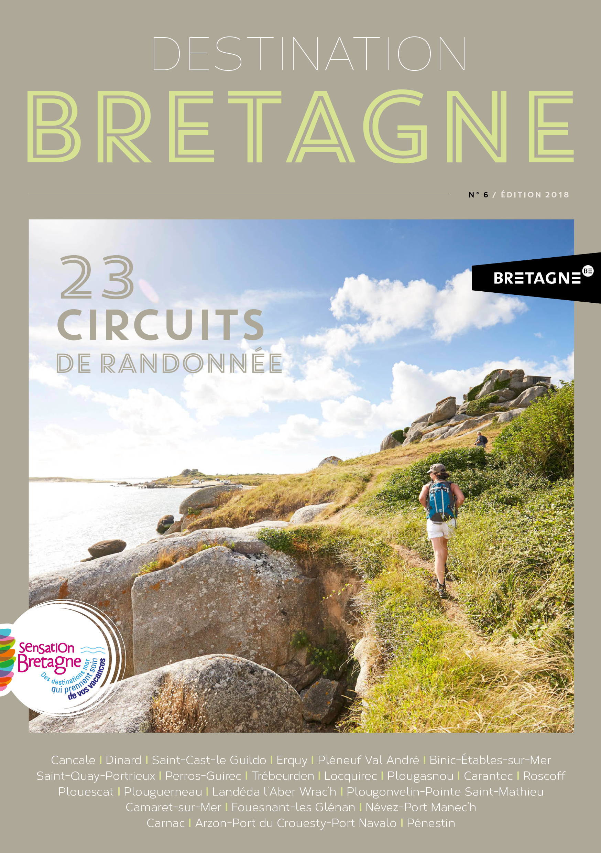 23 circuits de randonnées
