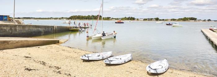 Balade zen en kayak sur la rivière de Pénerf