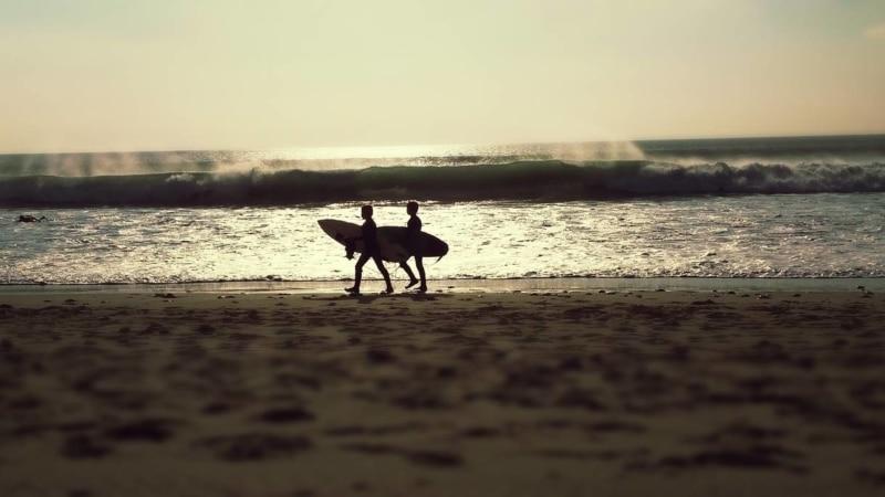Surf en pays bigouden