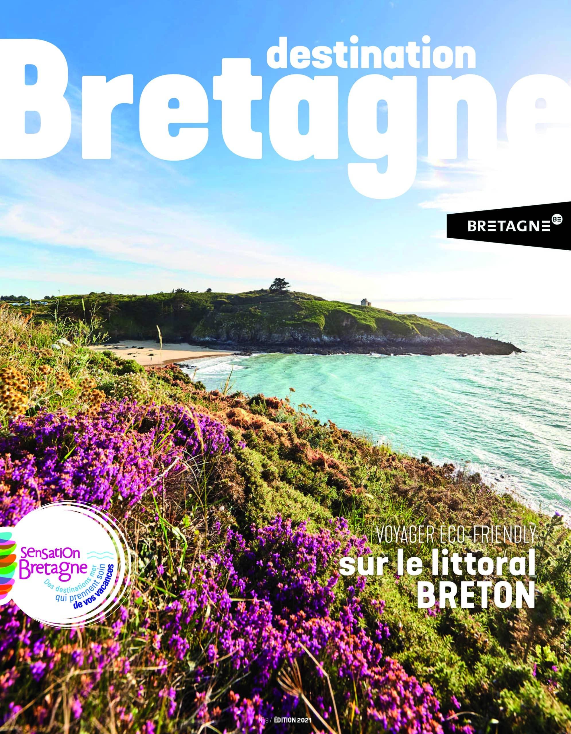 Le Magazine Sensation Bretagne 2021