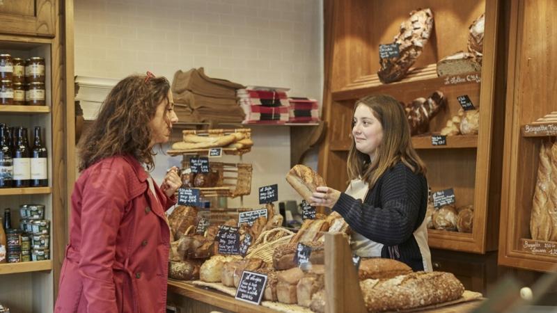 Le Comptoir du pain : boulangerie bio à Trébeurden