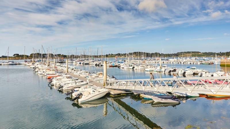 Port de Landéda L'Aber Wrac'h