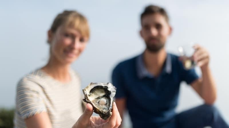 Huîtres de la Baie de Morlaix