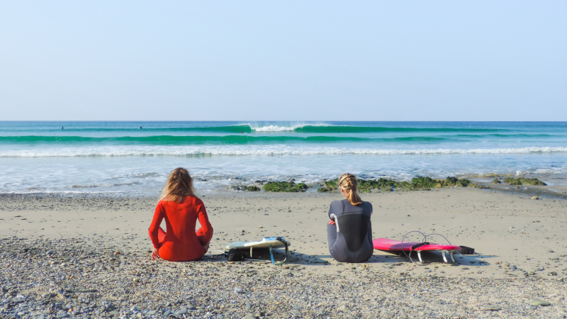© M. Doat - Surf en Baie d'Audierne