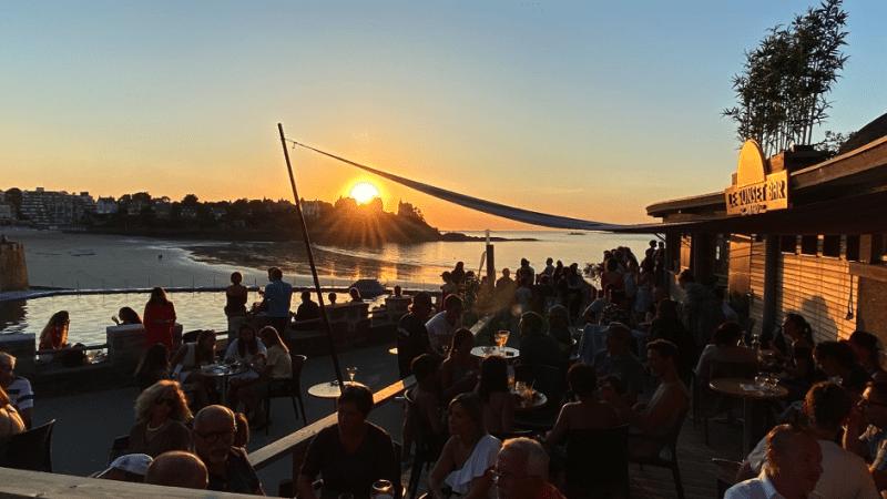 Top 4 des spots pour admirer le coucher de soleil à Dinard