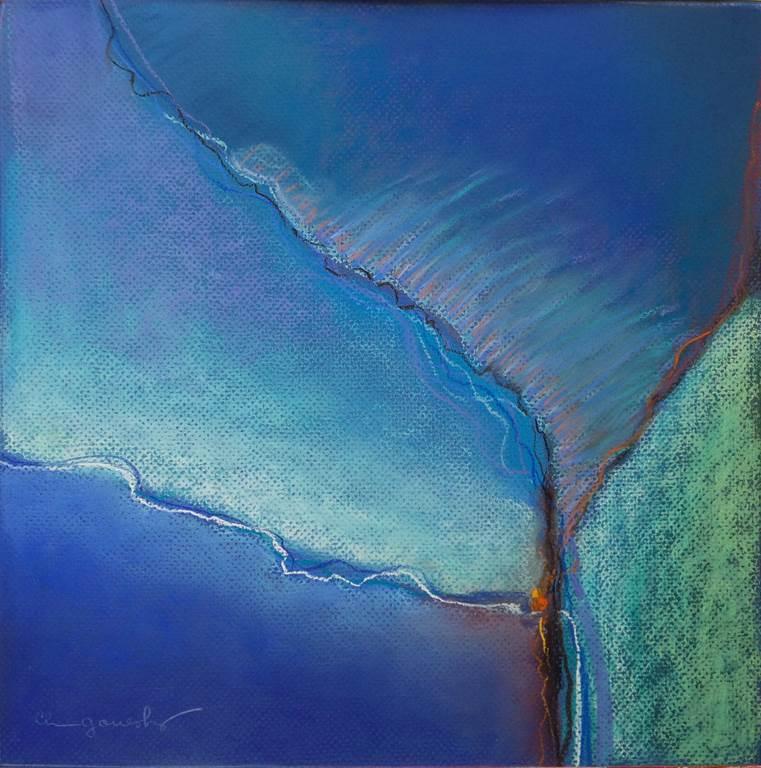 Exposition Chantal Gouesbet – Peintre au Moulin de Pen Castel