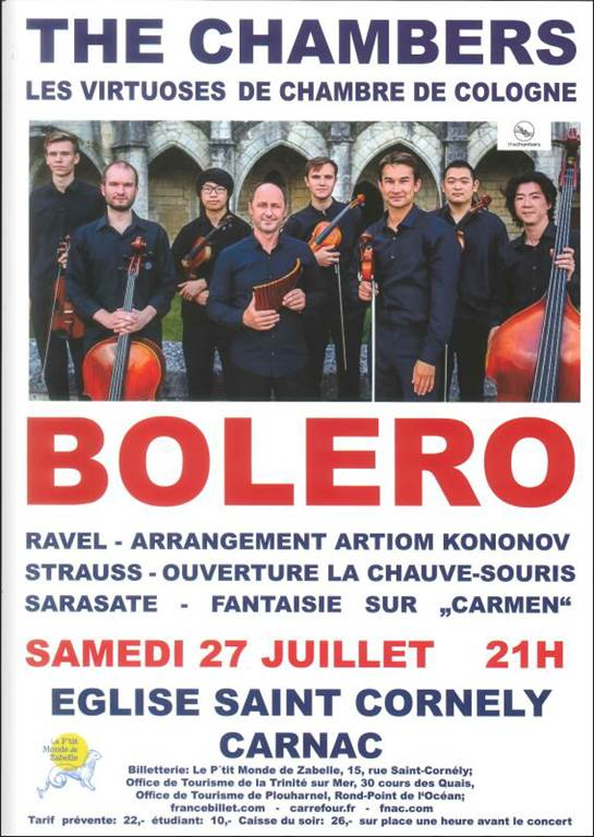Concert: The Chambers