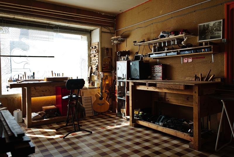 Atelier de Lutherie Franck Chérubin