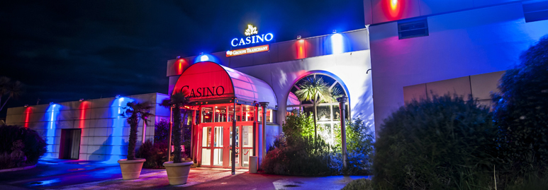 Casino de Roscoff – Groupe Tranchant