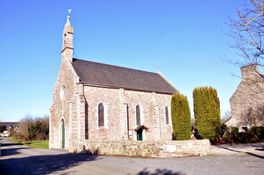La Chapelle de Saint-Pabu