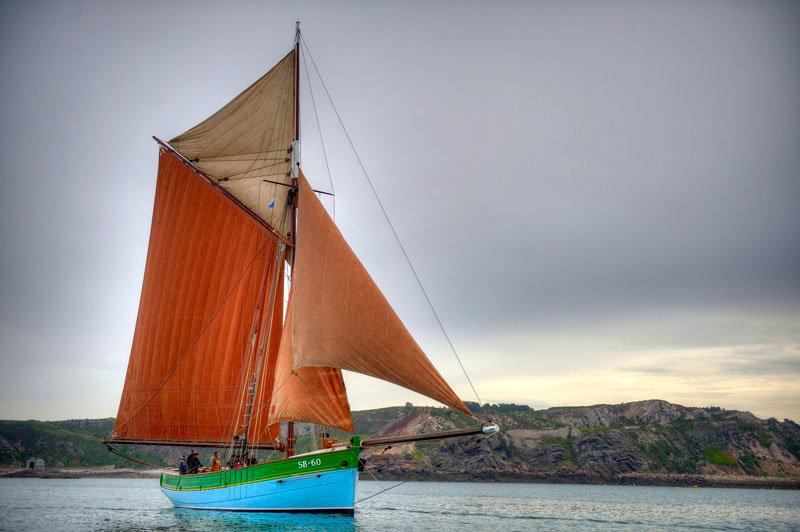Naviguer en voilier traditionnel