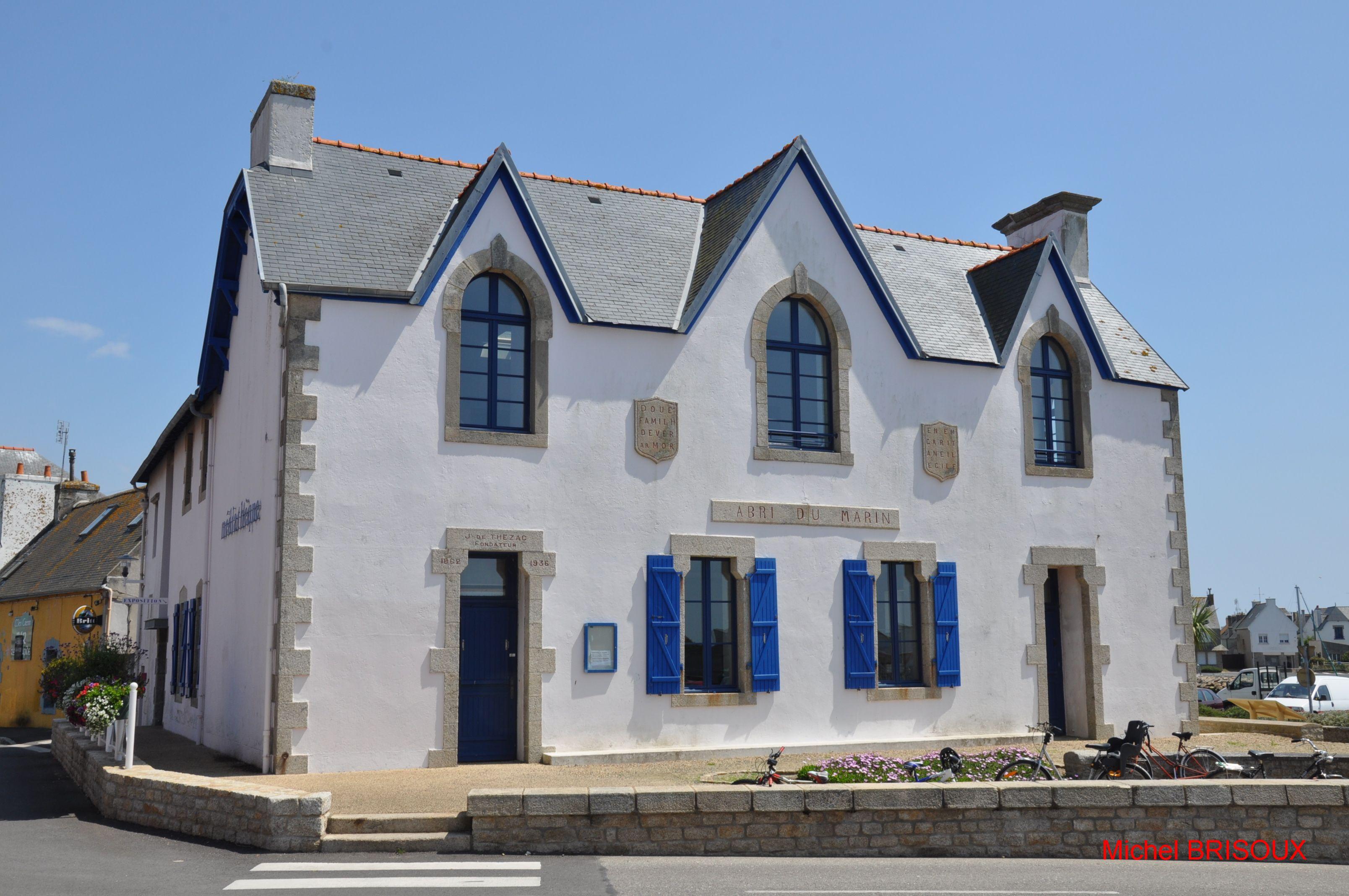 Bibliothèque – Médiathèque – Abri du Marin