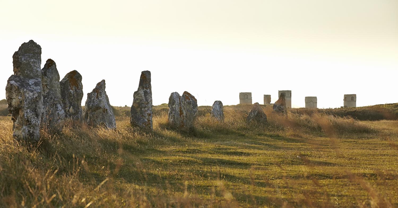 Les alignements mégalithiques de Camaret Sur Mer