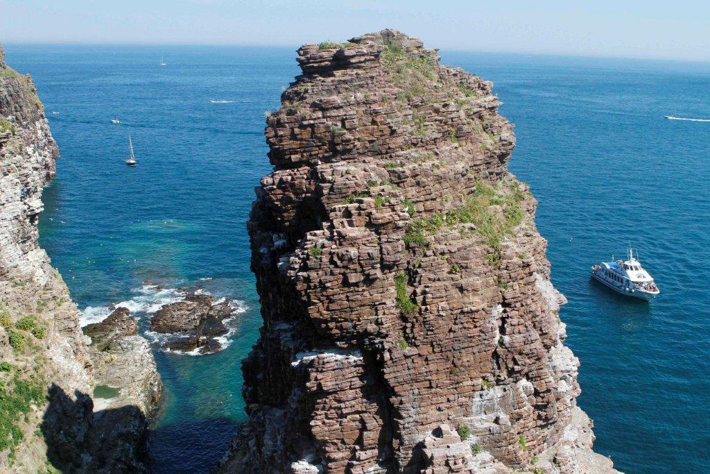 Excursions en mer vers les caps d'Erquy et de Fréhel
