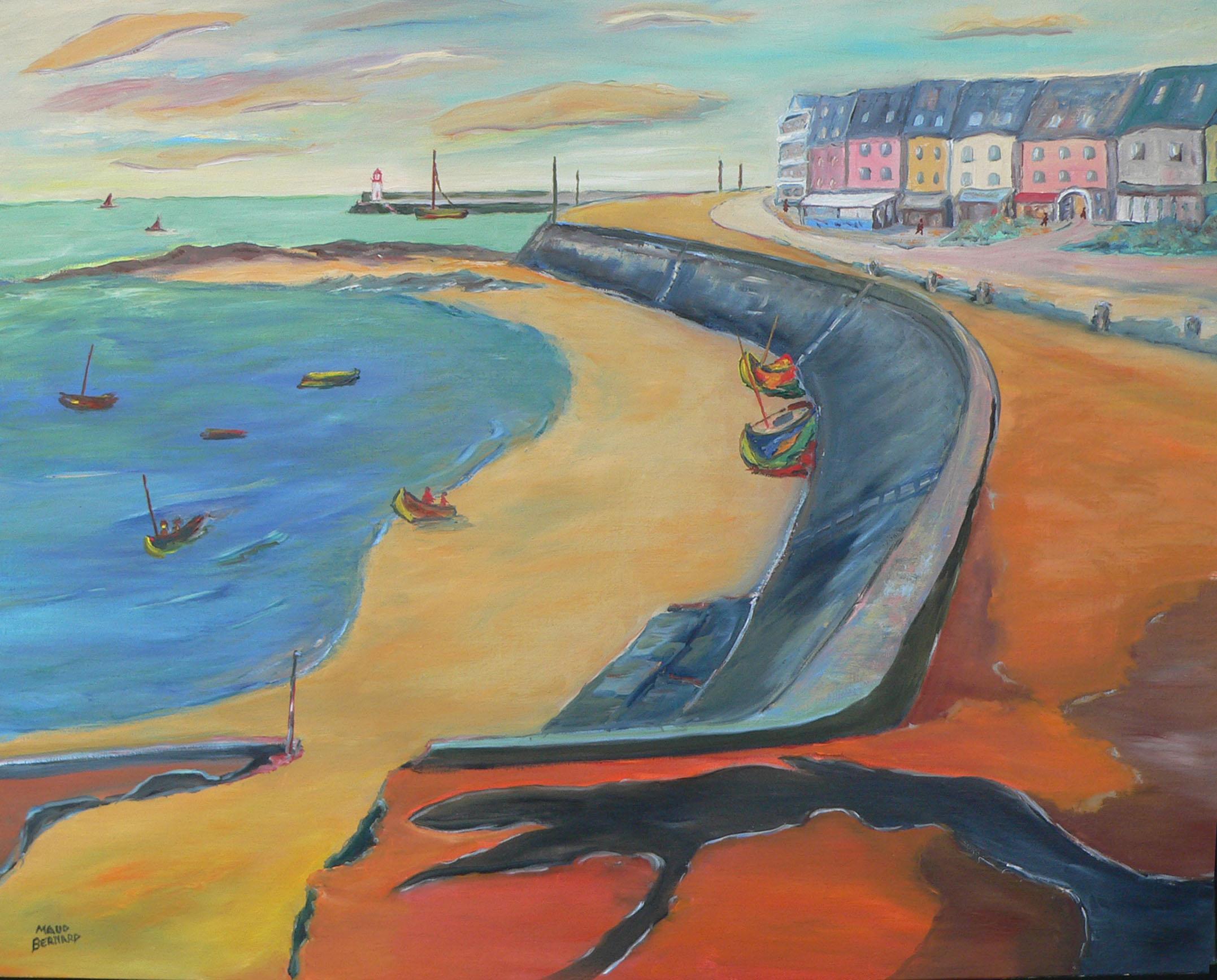 Atelier de Peinture – Maud Bernard