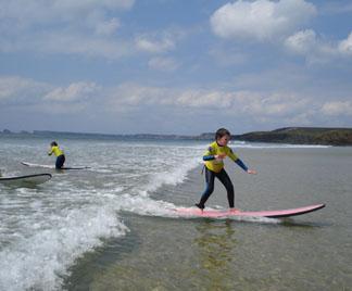 Ecole de Surf Surfing Sardine