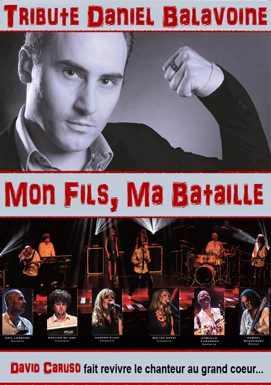 Dîner Spectacle: Hommage à Daniel Balavoine